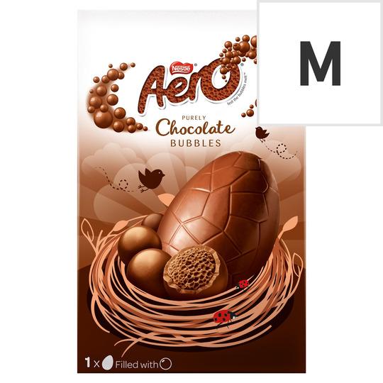 Aero Medium Easter Egg 124G