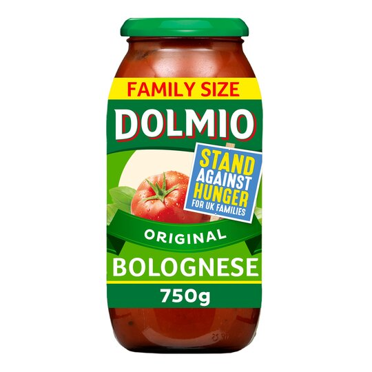 image 1 of Dolmio Original Bolognese Pasta Sauce 750G