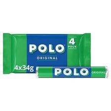 image 1 of Nestle Polo Tube Multipack 4 X 34G