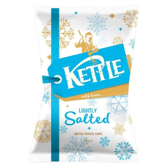 Kettle Chips Lightly Salted 150G