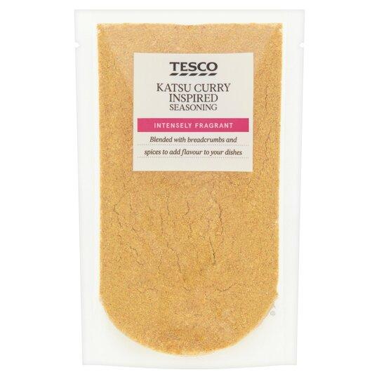 Tesco Katsu Curry Inspired Seasoning 25g Tesco Groceries