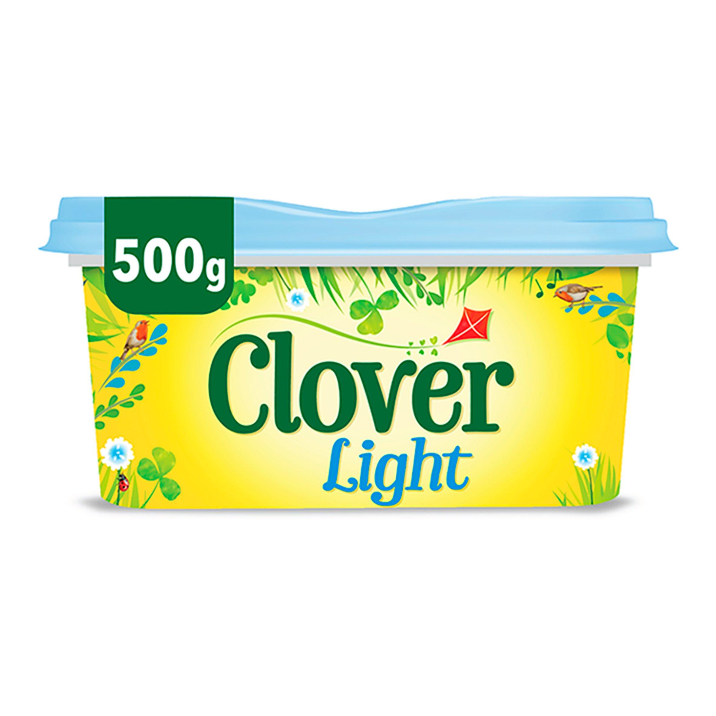 Clover Lighter Spread 500G