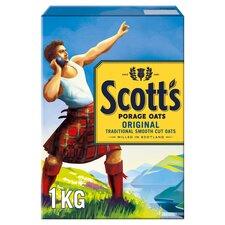 image 1 of Scott's Porridge Oats 1Kg