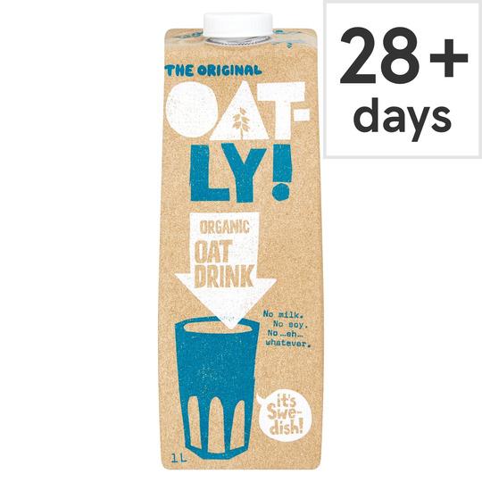 Oatly Organic Longlife Drink Alternative 1L