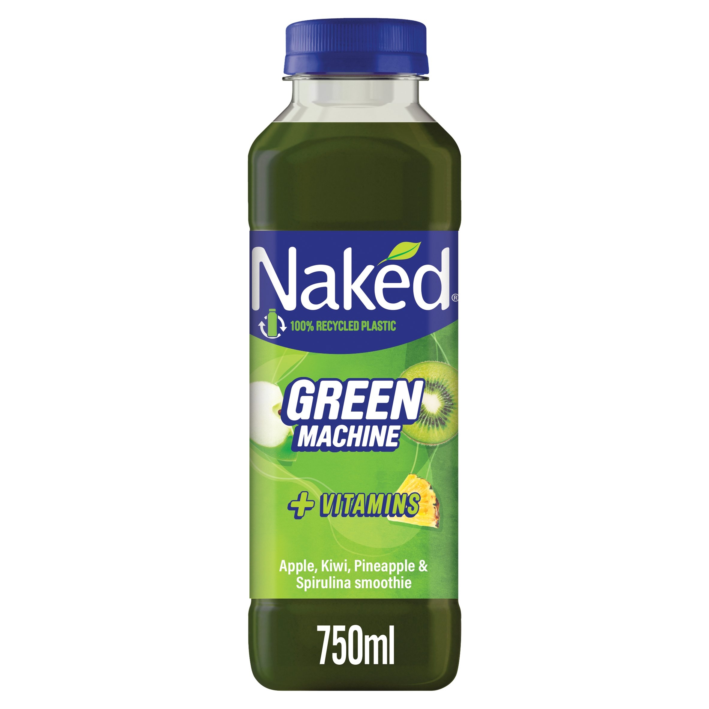 Naked Green Machine Smoothie 750Ml