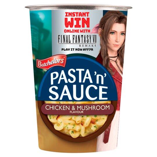 Batchelors Pasta & Sauce Chicken & Mushroom 65G