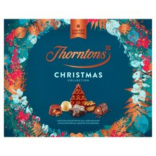image 2 of Thorntons Christmas Chocolate Collection Box 380G