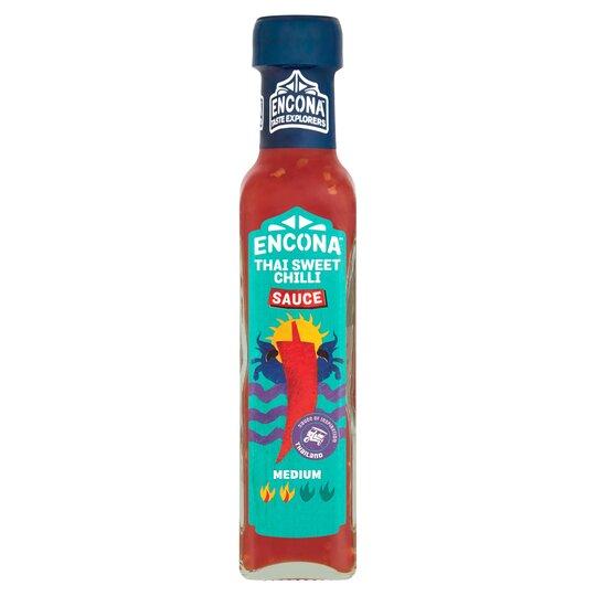 Encona Thai Sweet Chili Sauce 142ml Tesco Groceries
