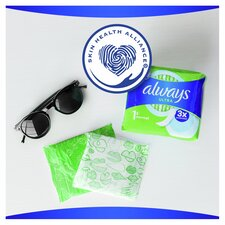image 2 of Always Ultra Size 1 Sanitary Towels 34Pack