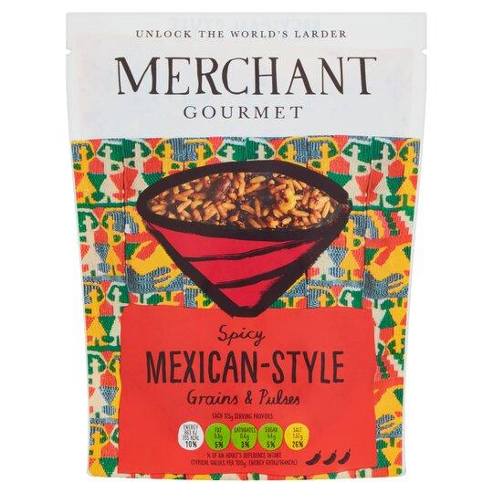 Merchant Gourmet Mexican Grains 250G