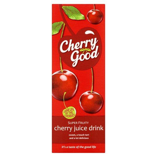 Cherrygood Cherry Juice Drink 1 Litre