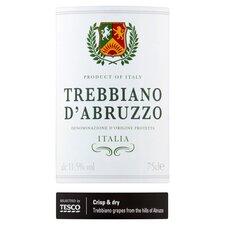image 2 of Tesco Trebbiano D'abruzzo 75Cl
