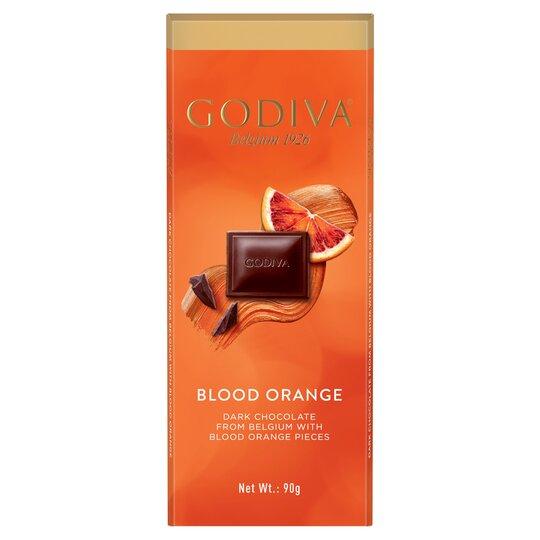 Godiva Belgium Dark Chocolate Blood 90G