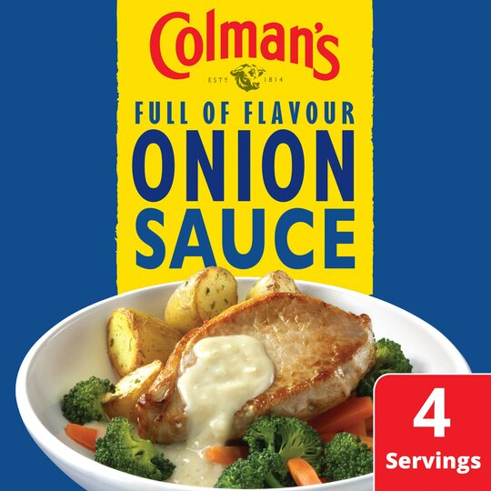 image 1 of Colman's Onion Sauce Mix 35G