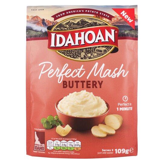 Idahoan Buttery Mash 109G