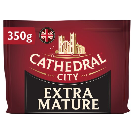 Cathedral City Extra Mature 350G