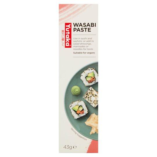 Yutaka Japanese Wasabi Paste 43G