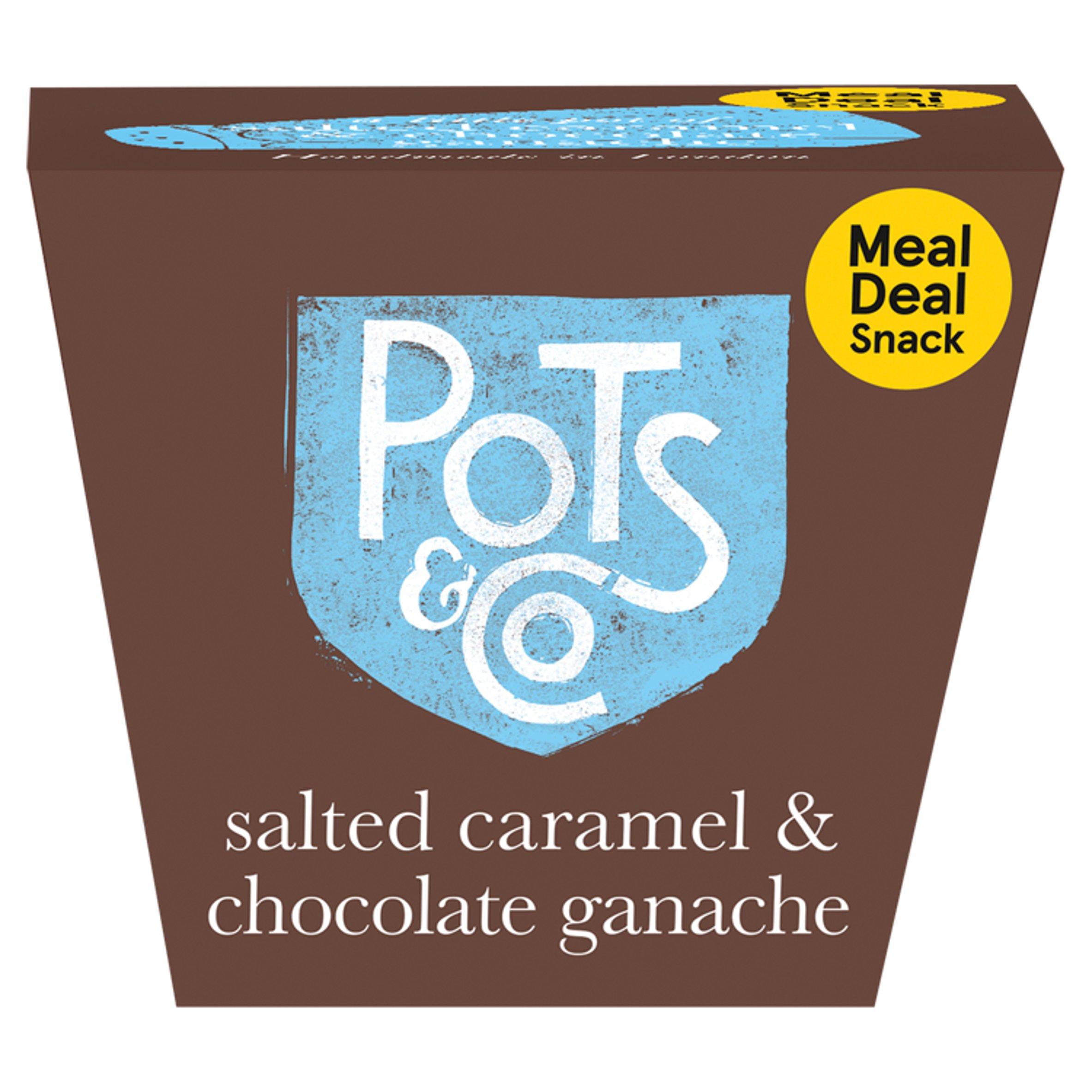 Pots & Co Little Pot Of Salted Caramel 50G
