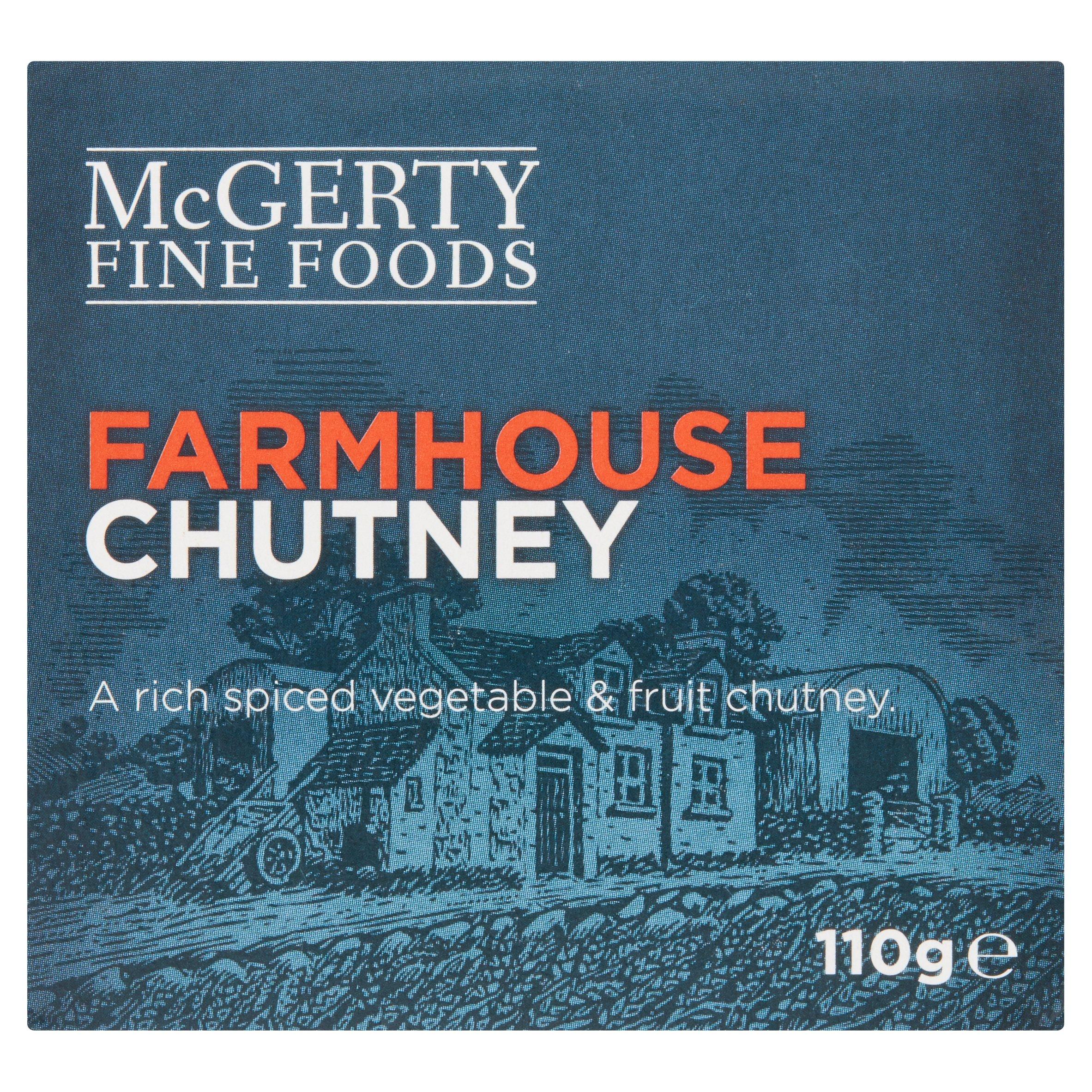 Mcgerty Farmhouse Chutney 110G