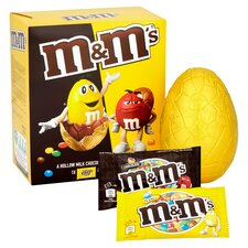 image 2 of M&M Large Easter Egg 268G