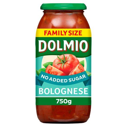 Dolmio Bolognese Original Pasta Sauce No Added Sugar 750G