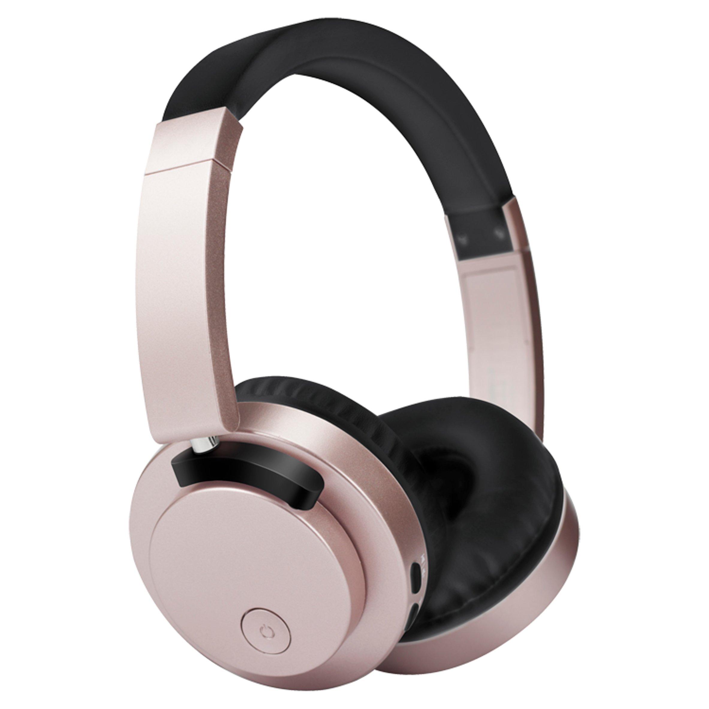 Groove Fusion Bluetooth Headphone Rose