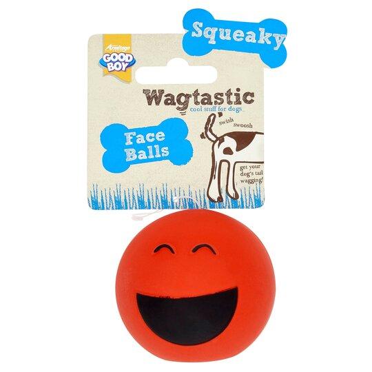 Wagtastic Face Balls