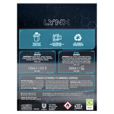 image 2 of Lynx Ice Chill Duo Gift Set