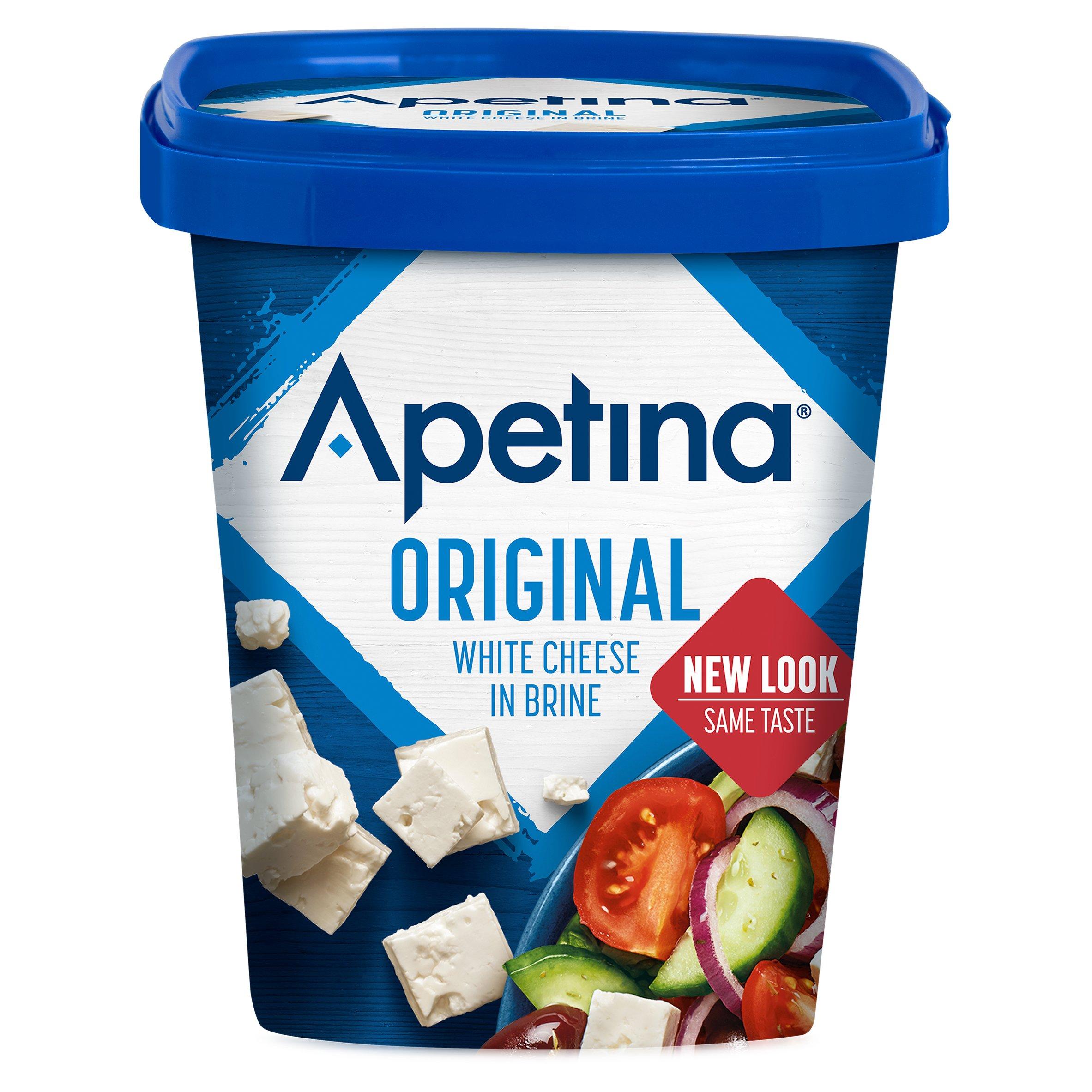 Apetina Cubes 200G