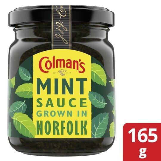 image 1 of Colman's Mint Sauce 165G