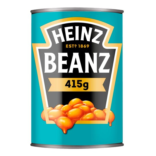 Heinz Baked Beans In Tomato Sauce 415g Tesco Groceries