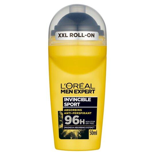 image 1 of L'oreal Men Xpert Deo Invinc Sport 50Ml