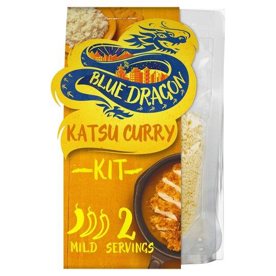Blue Dragon 3 Step Katsu Curry330g