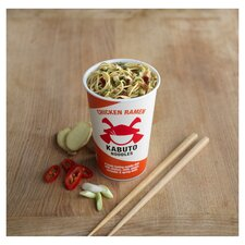 image 2 of Kabuto Noodles Chicken Ramen 85G