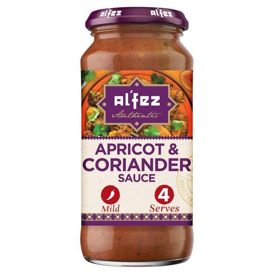 Al'fez Apricot & Coriander Sauce 450G