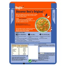 image 2 of Ben's Original Chinese Style Microwave Rice 250G