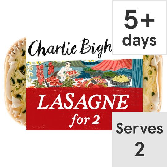 image 1 of Charlie Bigham's Lasagne 690G