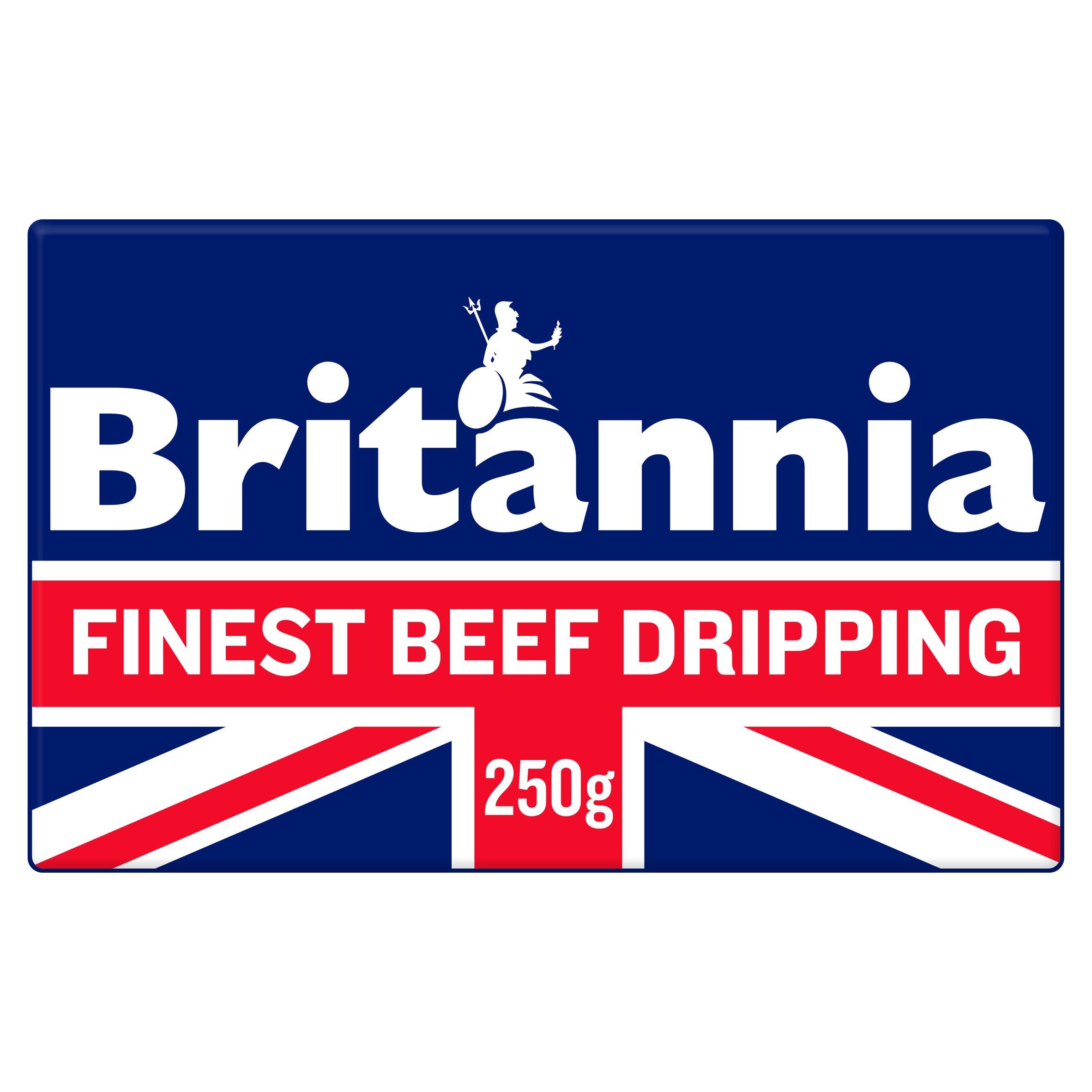 Britannia Beef Dripping 250G
