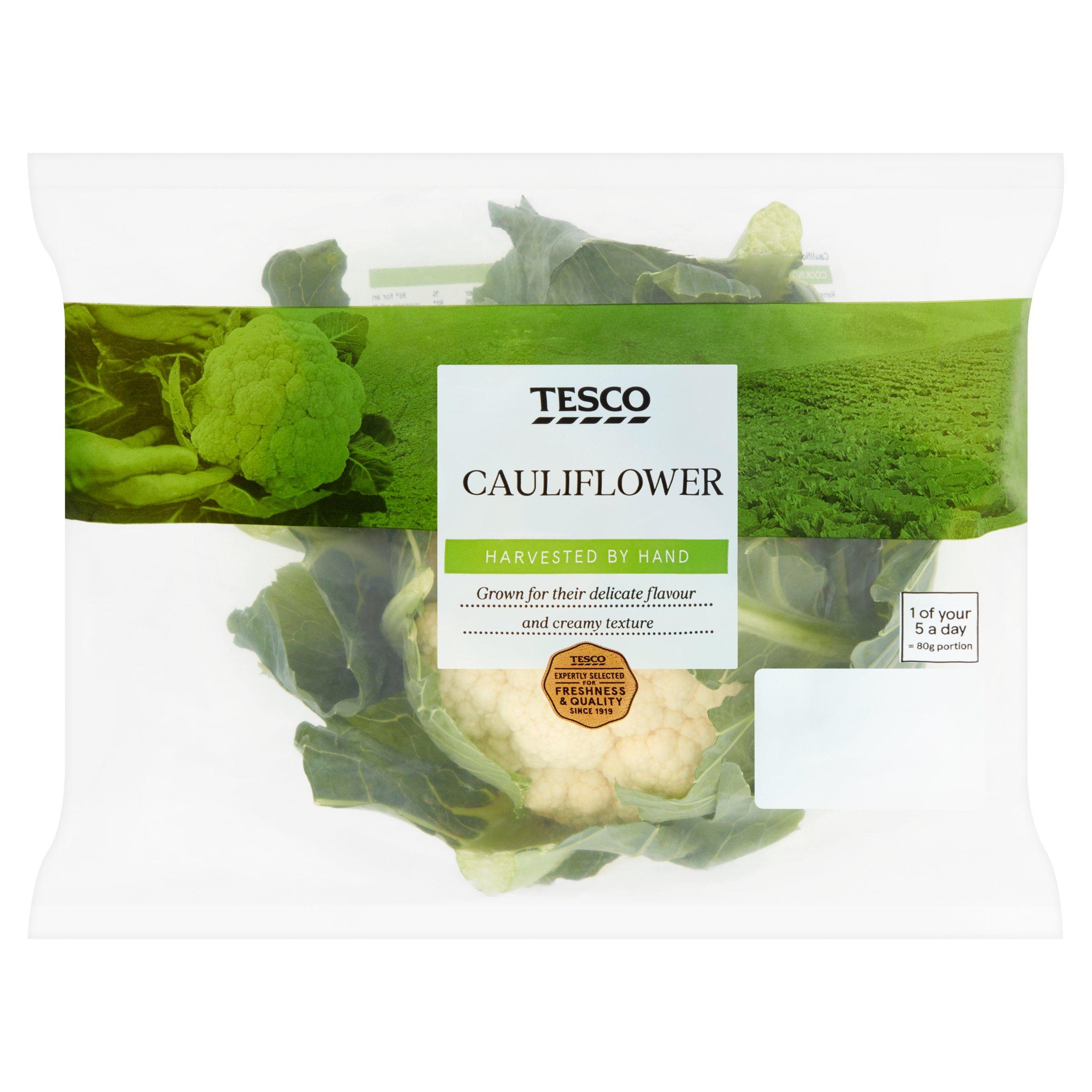 Tesco Cauliflower