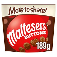 image 1 of Maltesers Buttons More To Share Pouch 189G