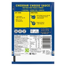 image 3 of Colman's Cheddar Cheese Sauce Mix 40G