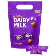 image 2 of Cadbury Dairy Milk Chunk Pouch 350G