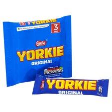 image 2 of Yorkie Milk Multi Pack 138G