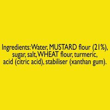 image 2 of Colman's Original English Mustard 170G