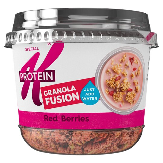Kellogs Special K Granola Fusion Red Berries 55G