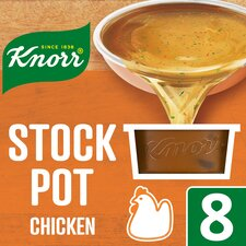 image 1 of Knorr Chicken Stock Pot 8'S 224G