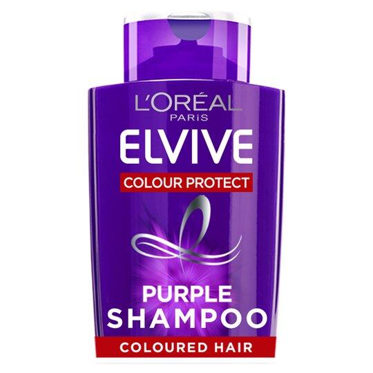 image 1 of L'oreal Elvive Colour Protect Purple Shampoo 200Ml