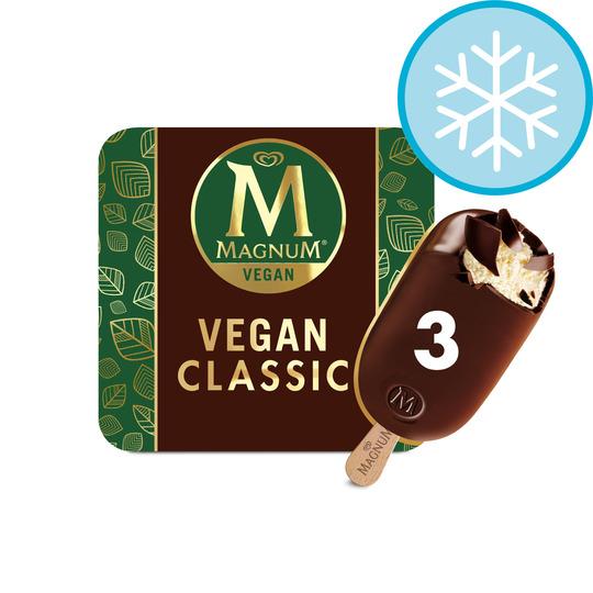 image 1 of Magnum Vegan Classic Ice Cream 270Ml