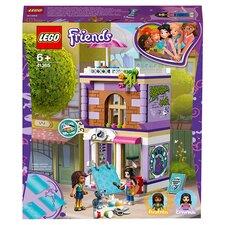 image 2 of LEGO Friends Emma's Art Studio Dollhouse Accessories 41365