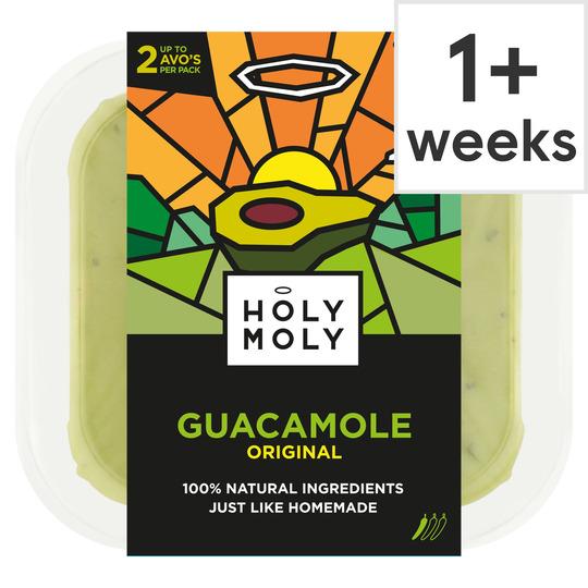 Holy Moly Guacamole Original 150G